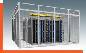 Colocation cages