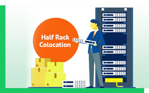 Half Rack colocation